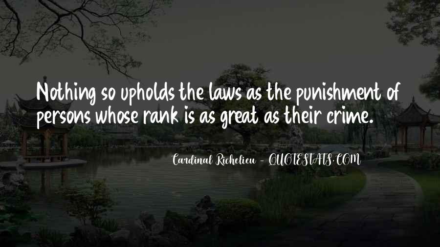 Quotes About Richelieu #242040