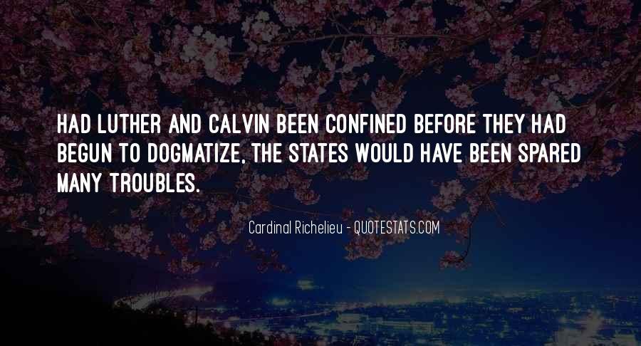 Quotes About Richelieu #247646