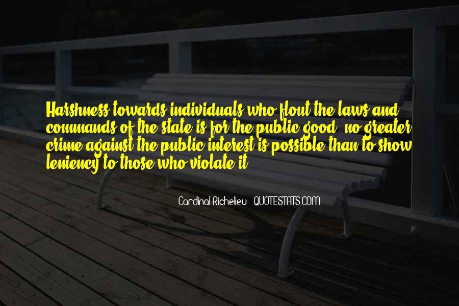 Quotes About Richelieu #255079