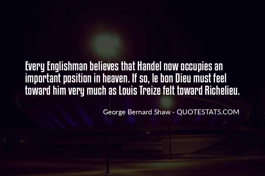 Quotes About Richelieu #295274