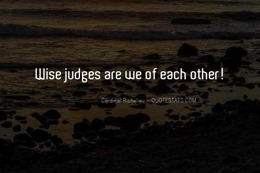 Quotes About Richelieu #429892