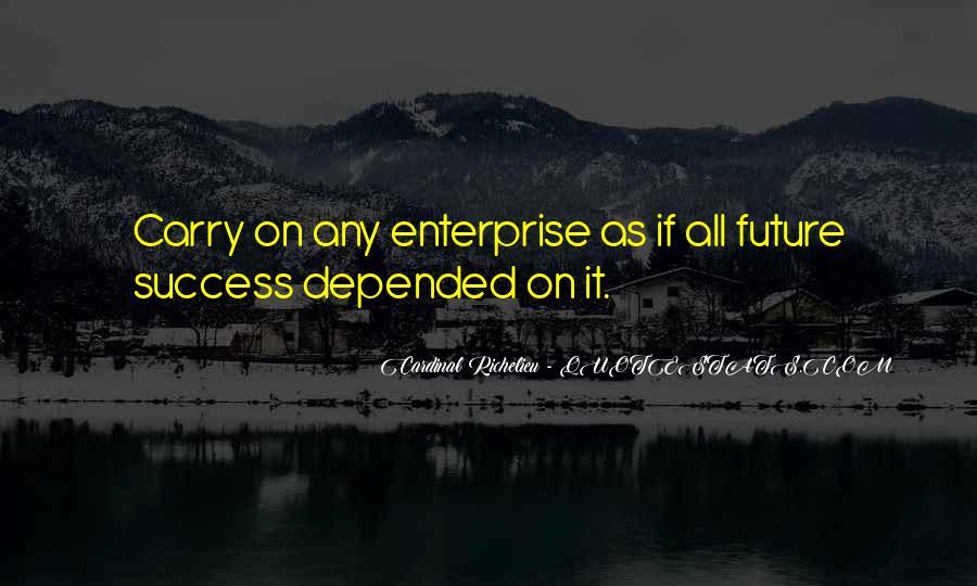 Quotes About Richelieu #519383