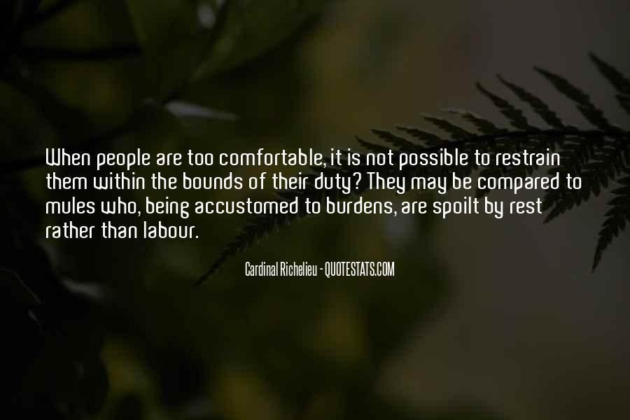 Quotes About Richelieu #590246