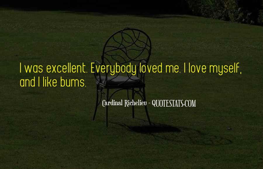 Quotes About Richelieu #647087