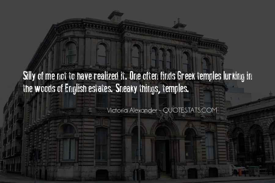 Quotes About Greek Temples #607720