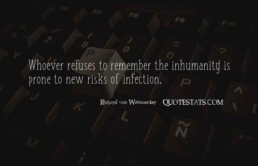 Quotes About Infection #131791