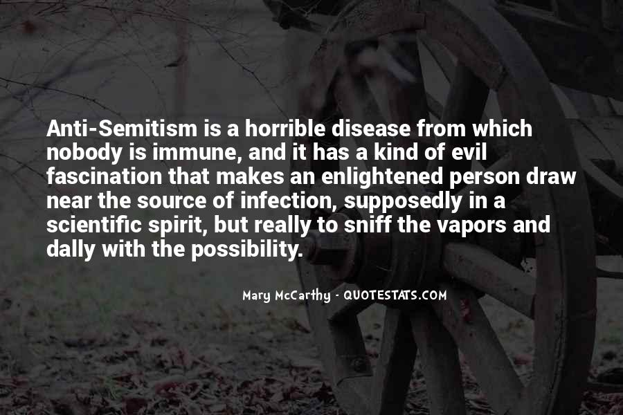 Quotes About Infection #225751