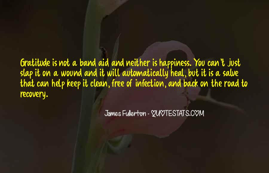 Quotes About Infection #299652