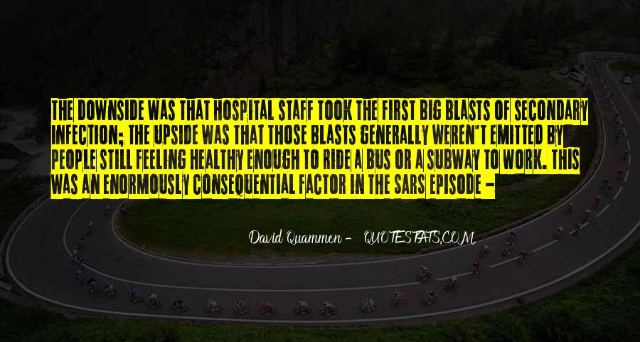 Quotes About Infection #412776