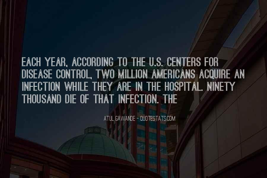 Quotes About Infection #441253