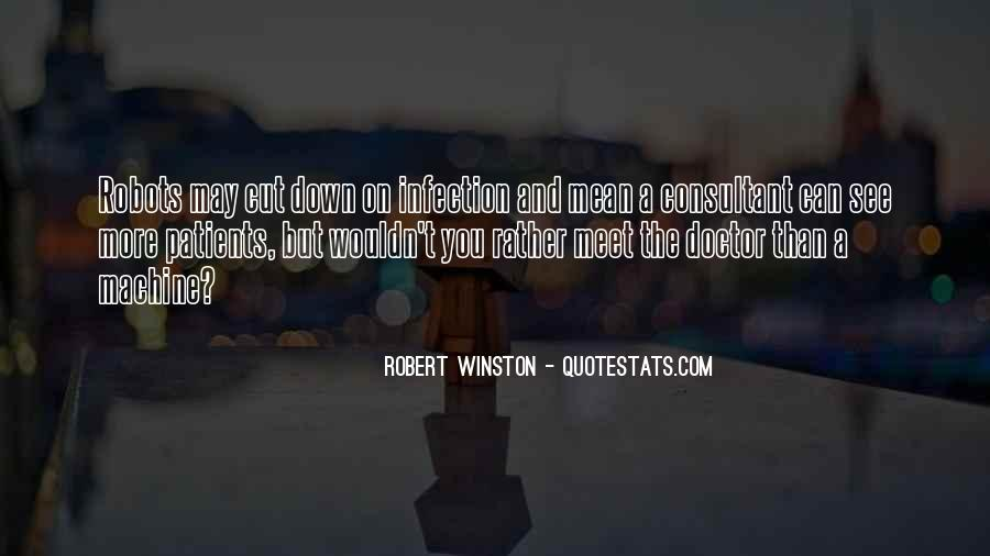 Quotes About Infection #442529
