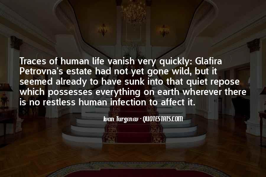 Quotes About Infection #474323