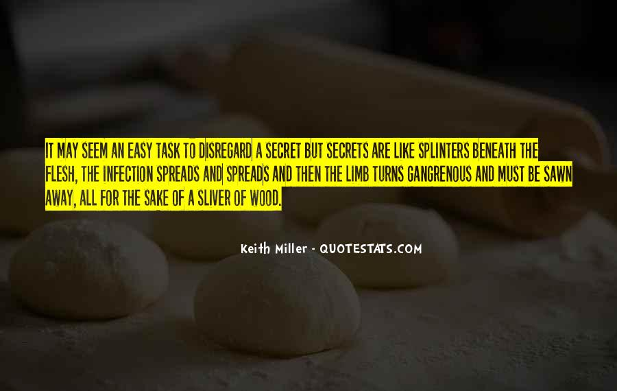 Quotes About Infection #52494
