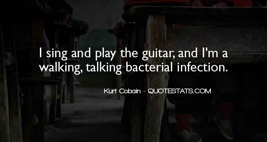 Quotes About Infection #587263