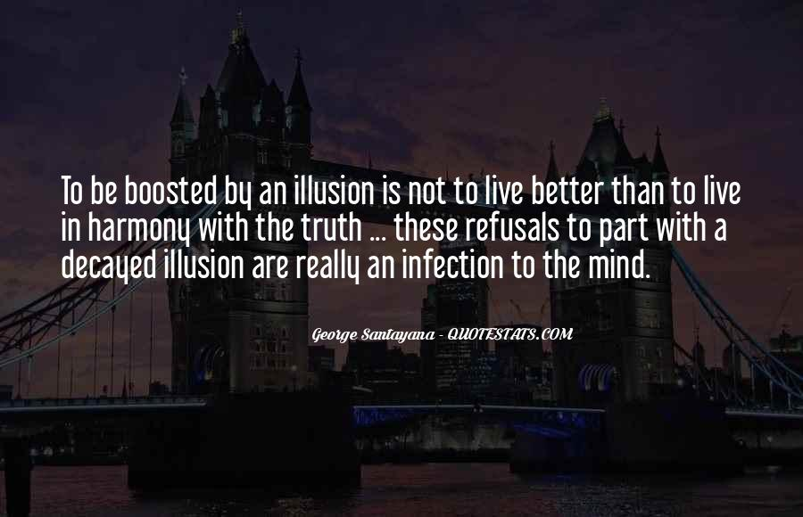 Quotes About Infection #603295