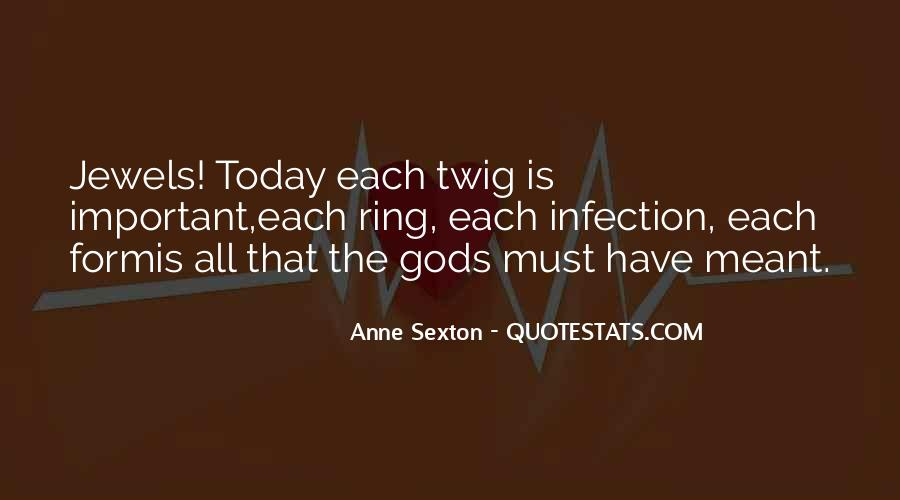 Quotes About Infection #746125
