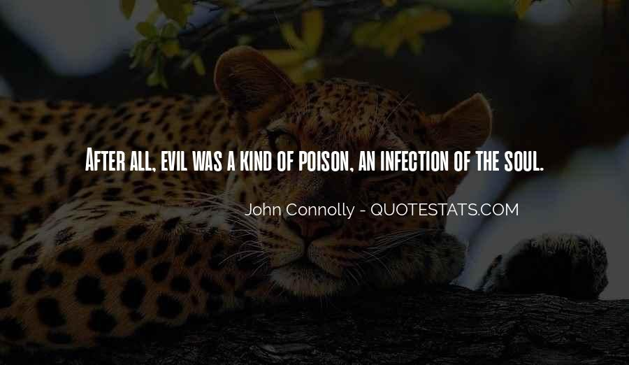 Quotes About Infection #747981