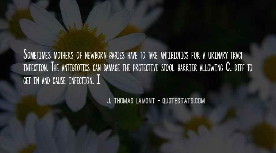 Quotes About Infection #80275
