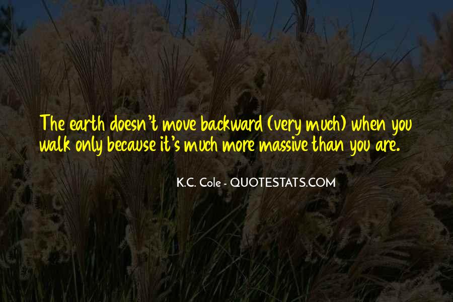 Quotes About Massive #11347