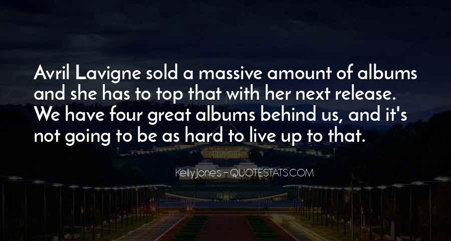 Quotes About Massive #58196