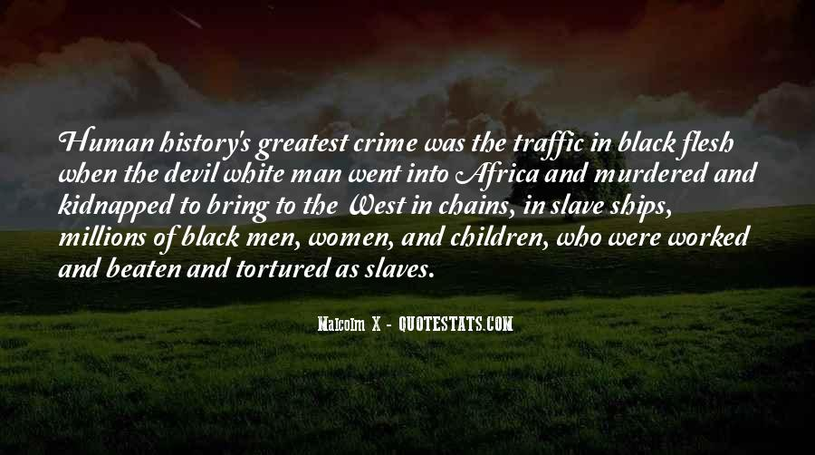 Quotes About Slave Ships #601326