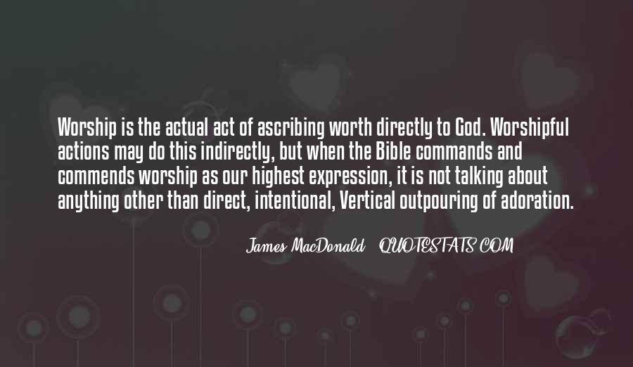 Quotes About Self Worth In The Bible #660676