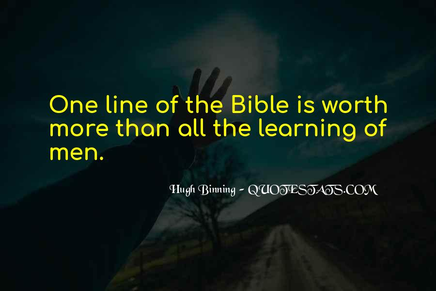 Quotes About Self Worth In The Bible #895065