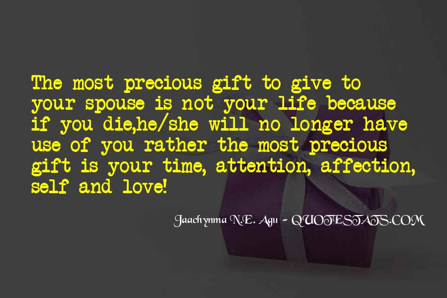 Quotes About Love N Life #1319334