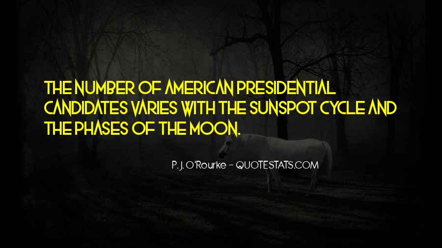 Quotes About Presidential Candidates #597965