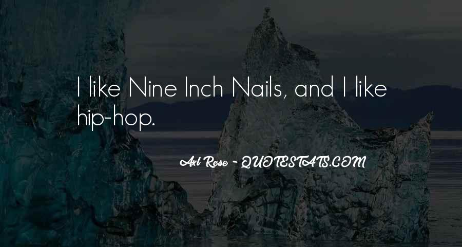 Quotes About Nails #308548