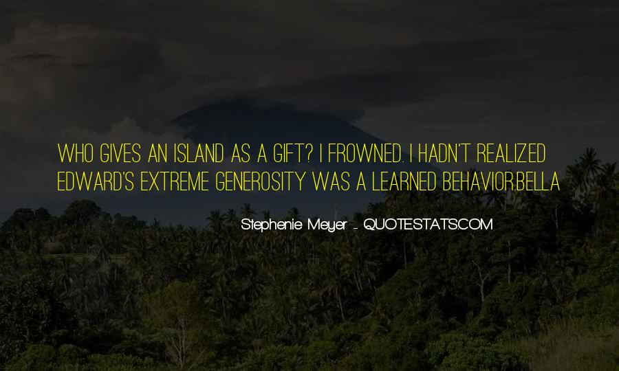 Quotes About Learned Behavior #748116