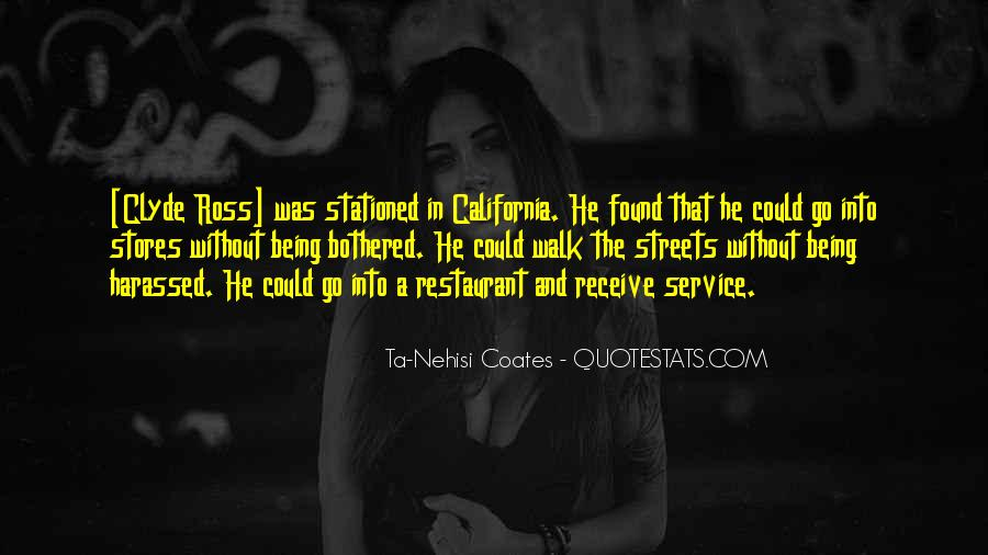 Quotes About Not Being Bothered #1029680
