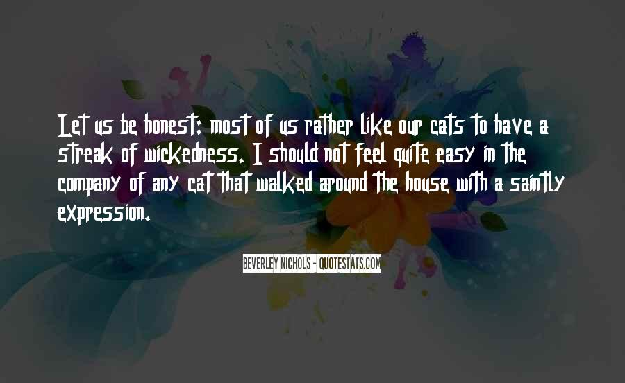 Quotes About Wickedness #189083