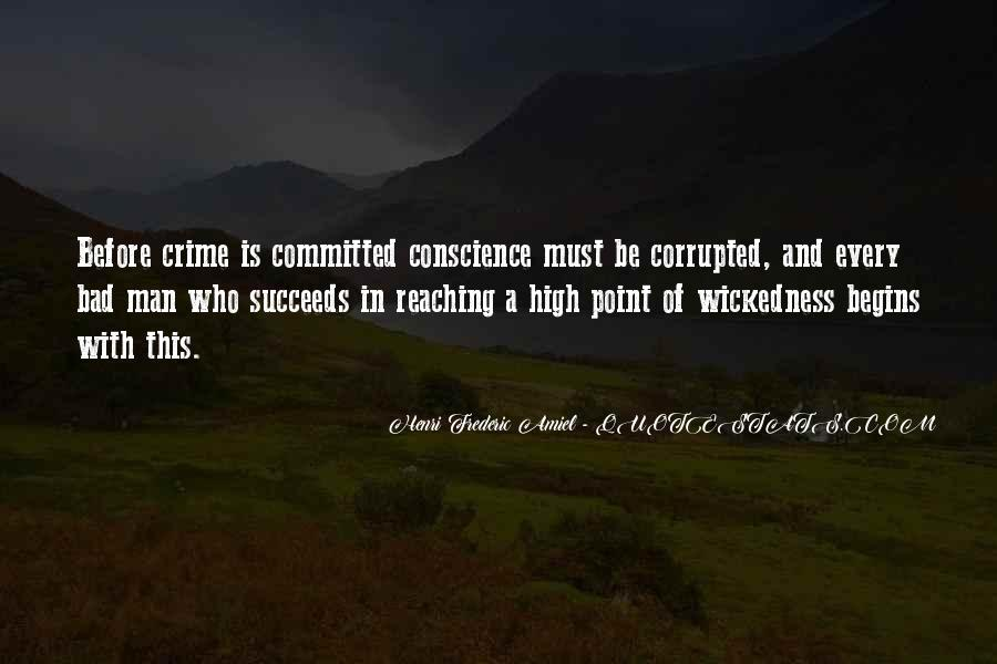 Quotes About Wickedness #1977