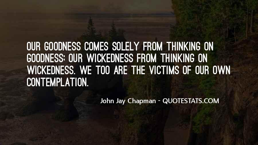Quotes About Wickedness #237431