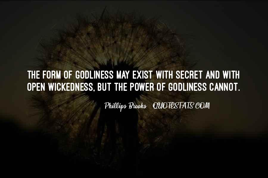 Quotes About Wickedness #253359