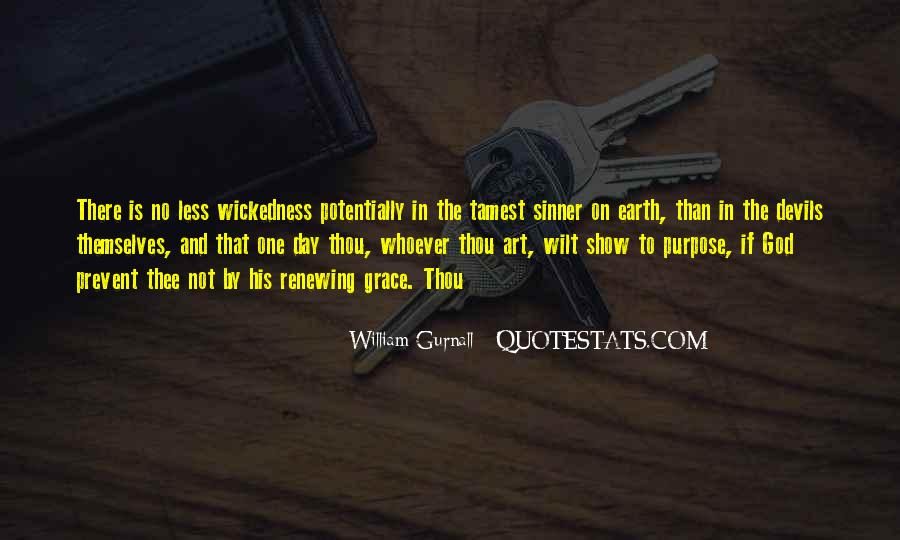 Quotes About Wickedness #269520
