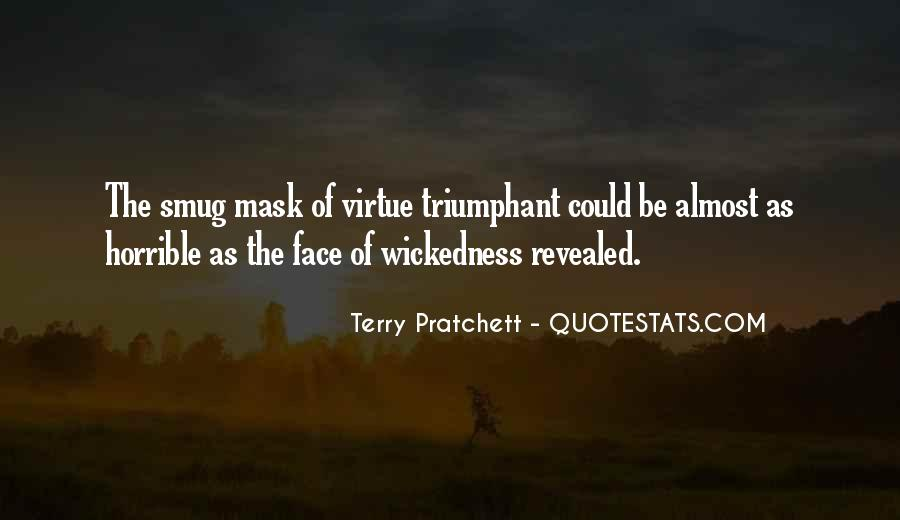 Quotes About Wickedness #281853