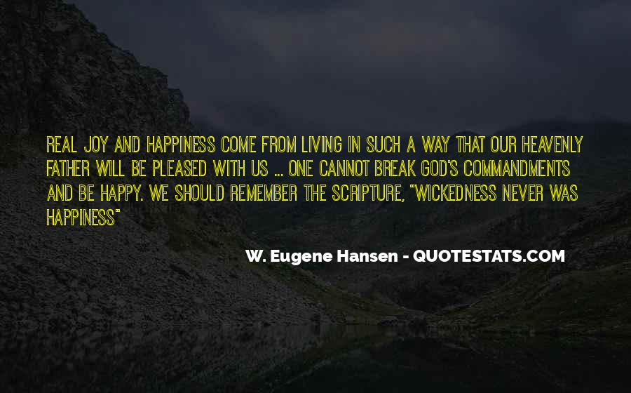 Quotes About Wickedness #455756