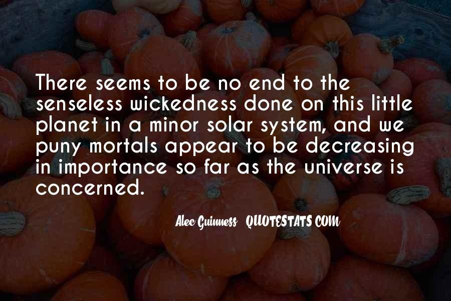 Quotes About Wickedness #458919