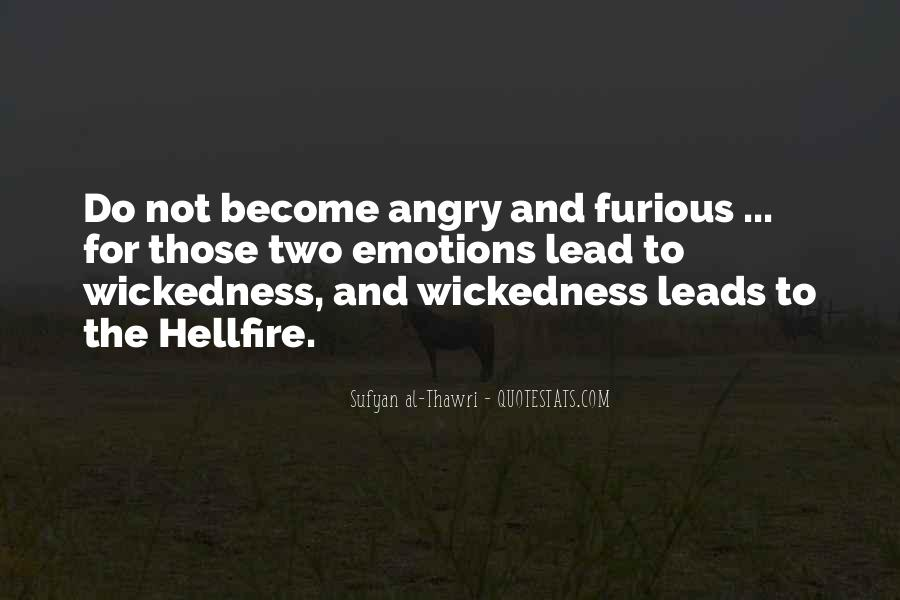 Quotes About Wickedness #469661