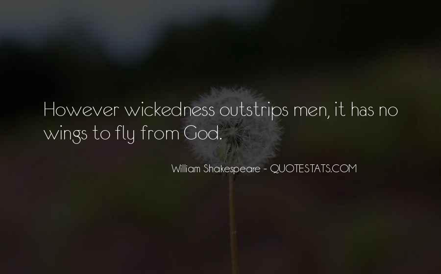 Quotes About Wickedness #512255