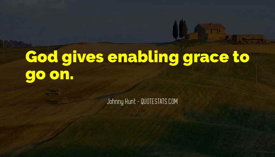 Quotes About Not Enabling #122715