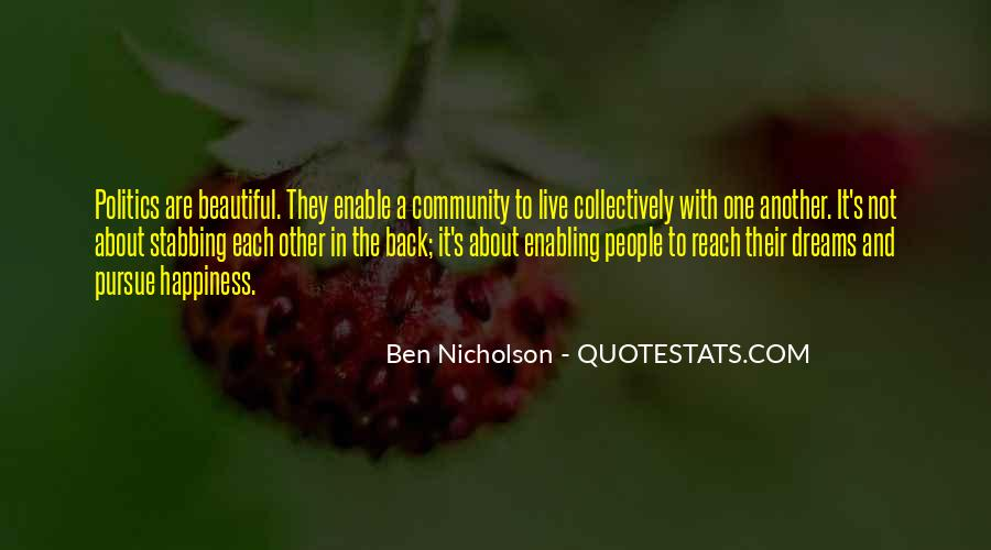 Quotes About Not Enabling #1246325
