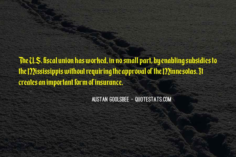 Quotes About Not Enabling #674039