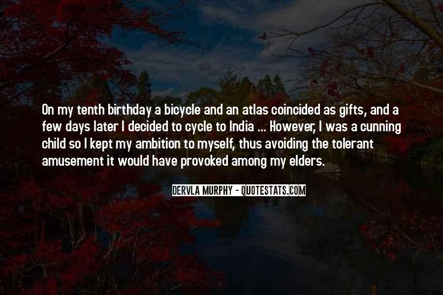 Quotes About Child's Birthday #108619