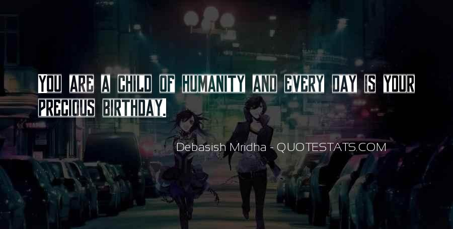 Quotes About Child's Birthday #1853181