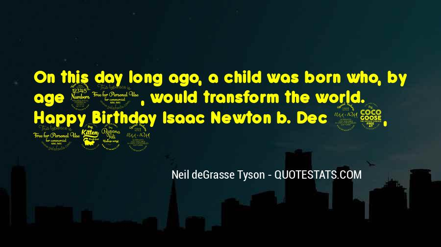 Quotes About Child's Birthday #534902