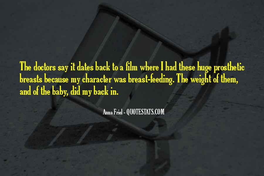 Quotes About Breasts #109210