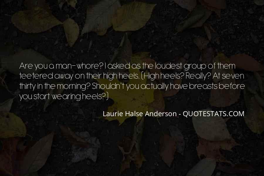 Quotes About Breasts #177815